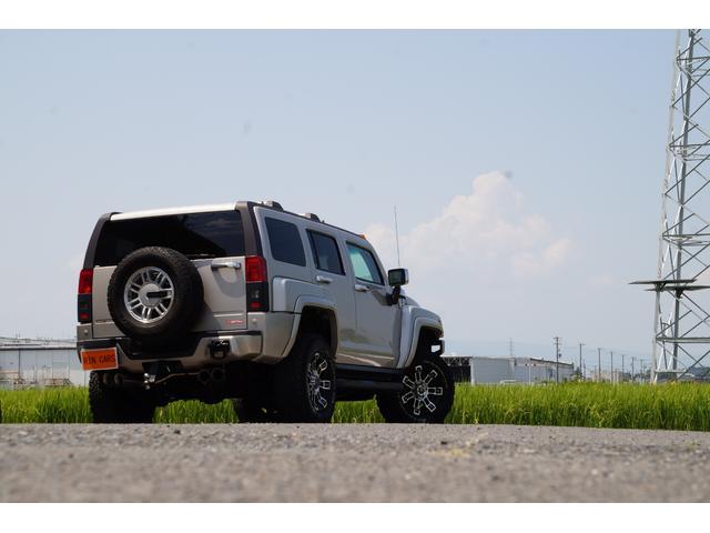 「ハマー」「ハマー H3」「SUV・クロカン」「愛知県」の中古車27