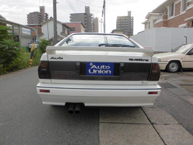 「アウディ」「アウディ クワトロ」「クーペ」「愛知県」の中古車8