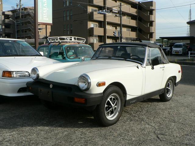 「MG」「ミゼット」「オープンカー」「愛知県」の中古車3