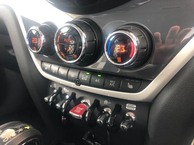 クーパーSD クロスオーバー オール4 地デジ 認定中古車(13枚目)