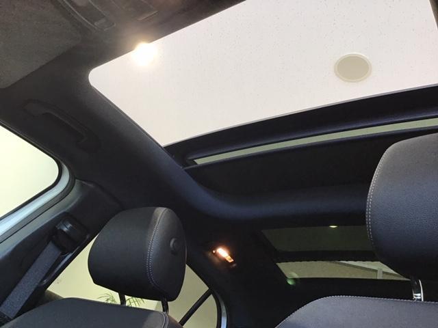GLA180 プレミアムパッケージ サンルーフ付 認定中古車(9枚目)