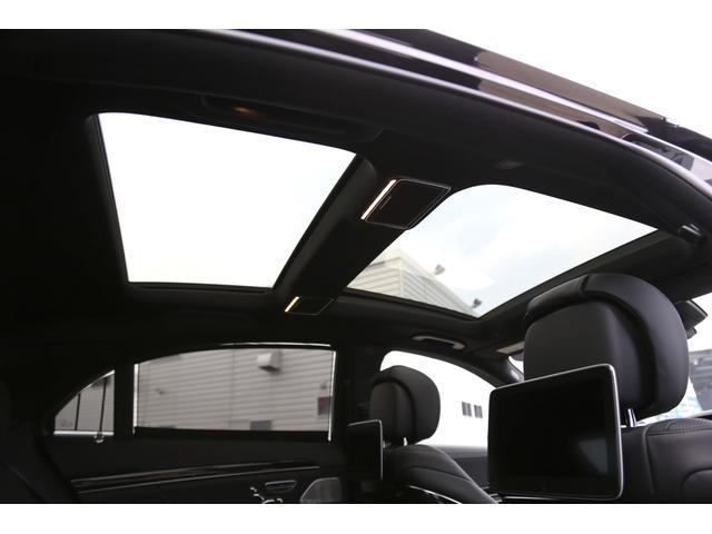 S450ロング AMGラインプラス ショーファーパノラマ付き(19枚目)