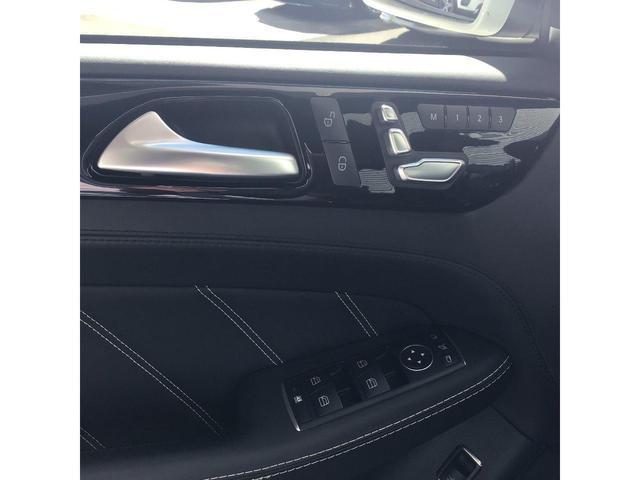 GLE63 S 4マチック クーペ パノラミックスライディングルーフ 弊社ユーザー様下取り 認定中古車 有料色ダイヤモンドホワイト 試乗可能車両(14枚目)