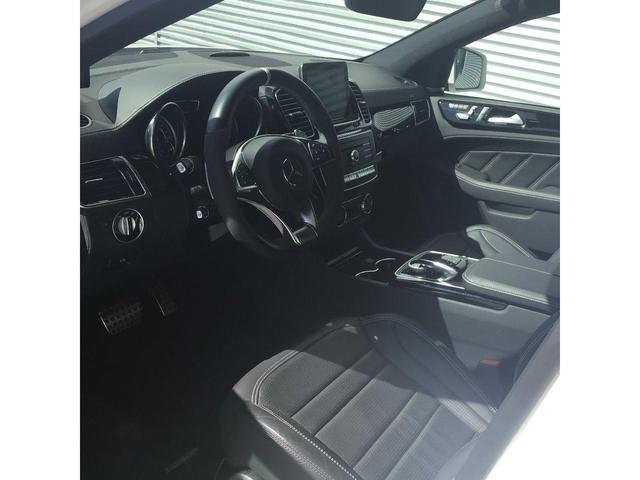 GLE63 S 4マチック クーペ パノラミックスライディングルーフ 弊社ユーザー様下取り 認定中古車 有料色ダイヤモンドホワイト 試乗可能車両(15枚目)