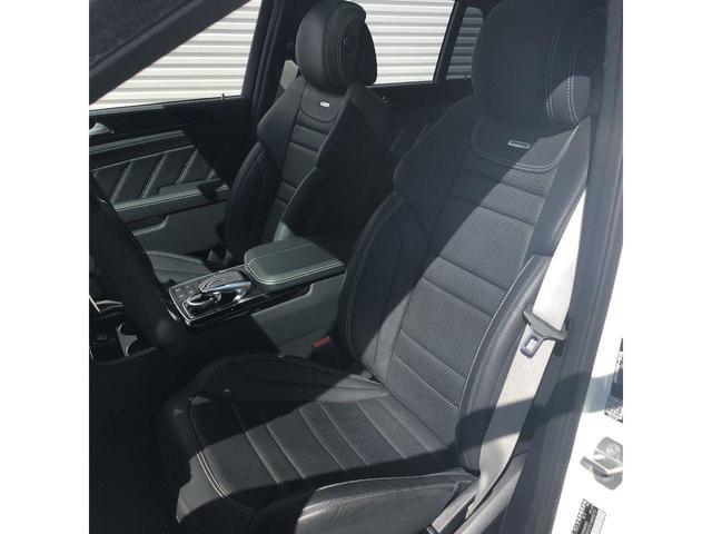 GLE63 S 4マチック クーペ パノラミックスライディングルーフ 弊社ユーザー様下取り 認定中古車 有料色ダイヤモンドホワイト 試乗可能車両(17枚目)