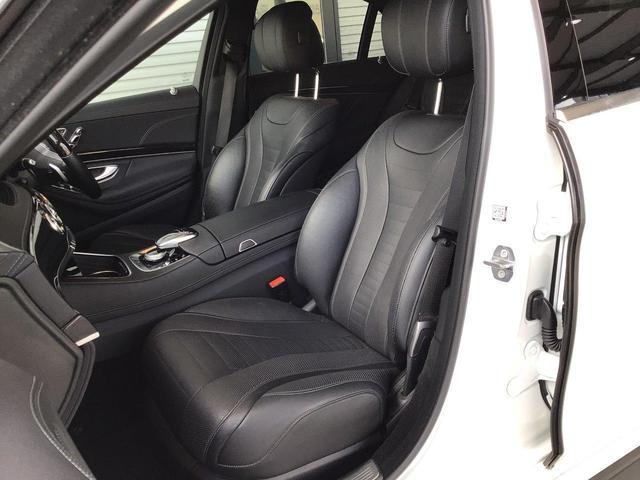 S400d レザーエクスクルーシブパッケージ パノラミックスライディングルーフ AMGラインプラス 360°カメラシステム  ヘッドアップディスプレイ 純正ドライブレコーダー 認定中古車(9枚目)