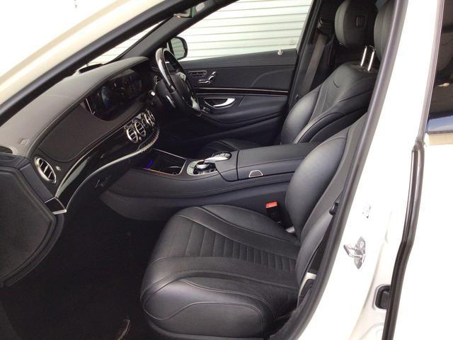 S400d レザーエクスクルーシブパッケージ パノラミックスライディングルーフ AMGラインプラス 360°カメラシステム  ヘッドアップディスプレイ 純正ドライブレコーダー 認定中古車(10枚目)