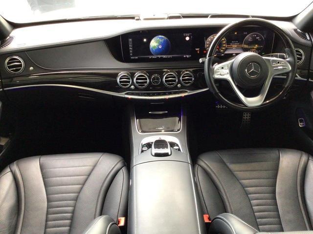 S400d レザーエクスクルーシブパッケージ パノラミックスライディングルーフ AMGラインプラス 360°カメラシステム  ヘッドアップディスプレイ 純正ドライブレコーダー 認定中古車(14枚目)
