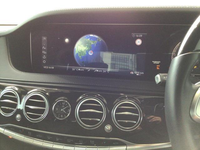 S400d レザーエクスクルーシブパッケージ パノラミックスライディングルーフ AMGラインプラス 360°カメラシステム  ヘッドアップディスプレイ 純正ドライブレコーダー 認定中古車(19枚目)