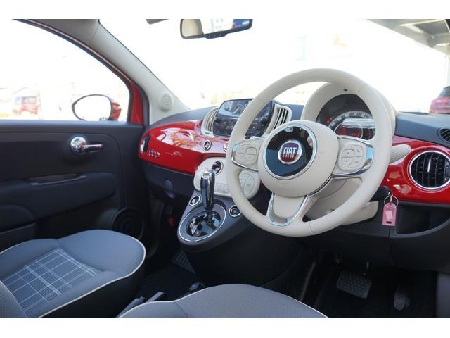 「フィアット」「フィアット 500」「コンパクトカー」「三重県」の中古車11