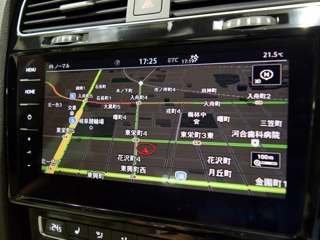 「フォルクスワーゲン」「ゴルフ」「コンパクトカー」「岐阜県」の中古車10