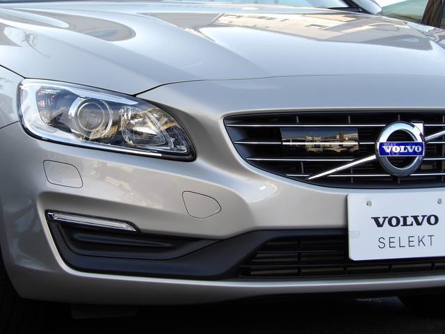 ボルボ ボルボ V60 T3 SE 未使用車 本革シート ナビ インテリセーフ