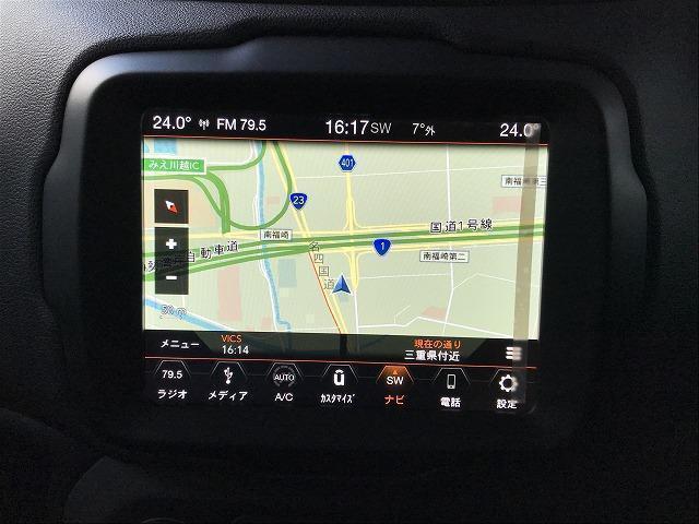 「その他」「クライスラージープ レネゲード」「SUV・クロカン」「三重県」の中古車10