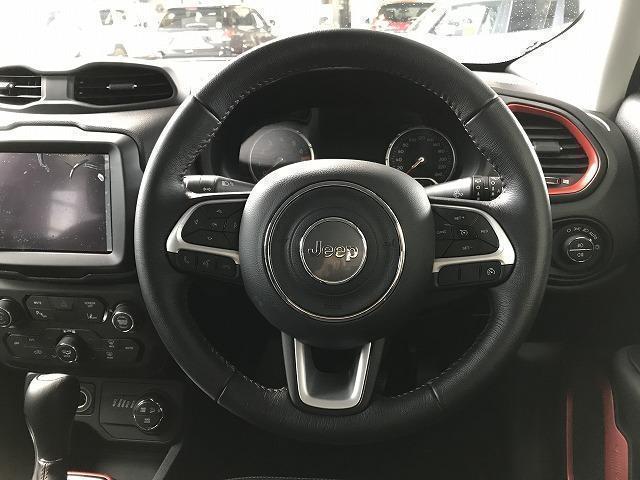「その他」「クライスラージープ レネゲード」「SUV・クロカン」「三重県」の中古車16