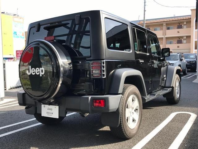 「その他」「ジープラングラーアンリミテッド」「SUV・クロカン」「三重県」の中古車8