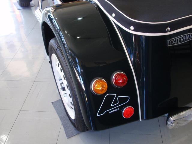 「ケータハム」「ケータハム セブン160」「オープンカー」「静岡県」の中古車9