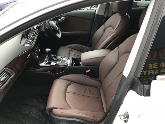 アウディ アウディ A7スポーツバック 3.0TFSIクワトロ ワンオーナー ライトカスタム