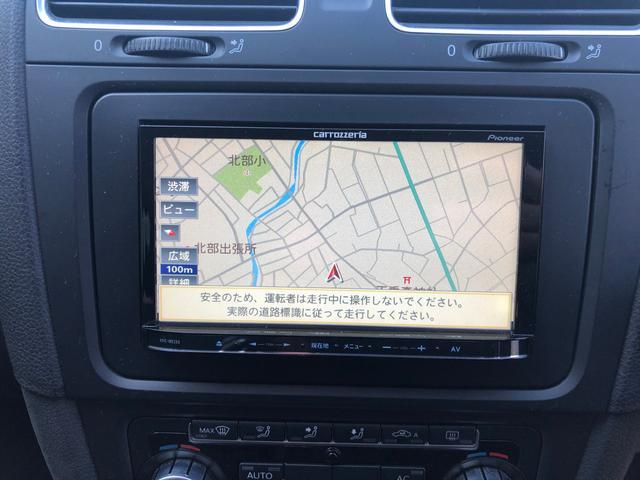 フルセグ 地デジ装着なので、綺麗な画質でTVを視聴いただけます。快適なドライブをサポート