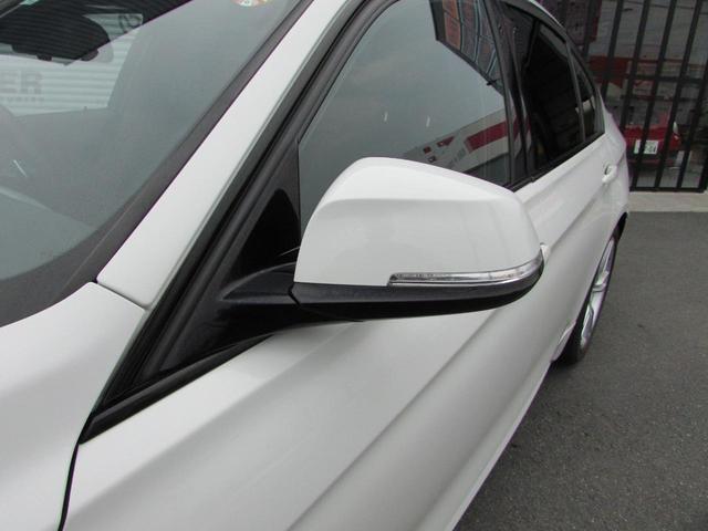 320d Mスポーツ 地デジ ワンオーナー 車高調 19AW(13枚目)