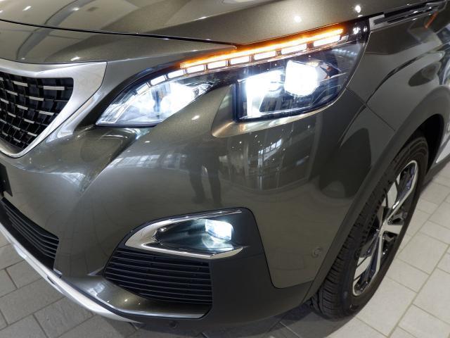 GT ブルーHDi 8AT LEDライト ACC 当社管理試乗車 新車保証継承(4枚目)