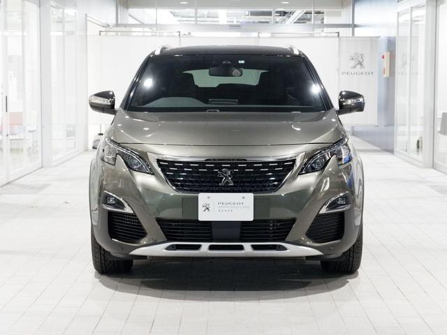 GT ブルーHDi 8AT LEDライト ACC 当社管理試乗車 新車保証継承(8枚目)