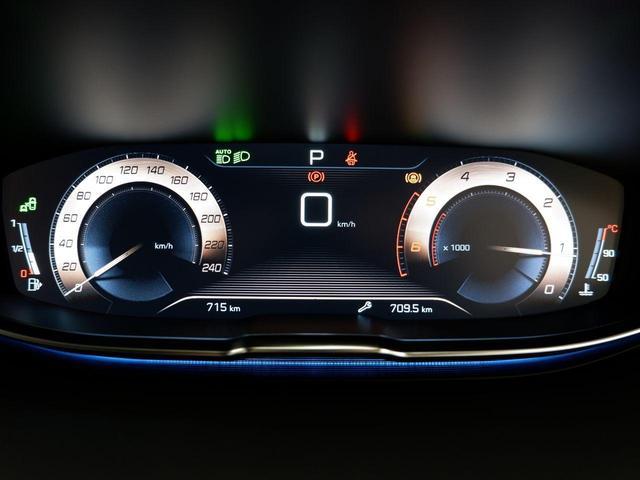GT ブルーHDi 8AT LEDライト ACC 当社管理試乗車 新車保証継承(19枚目)
