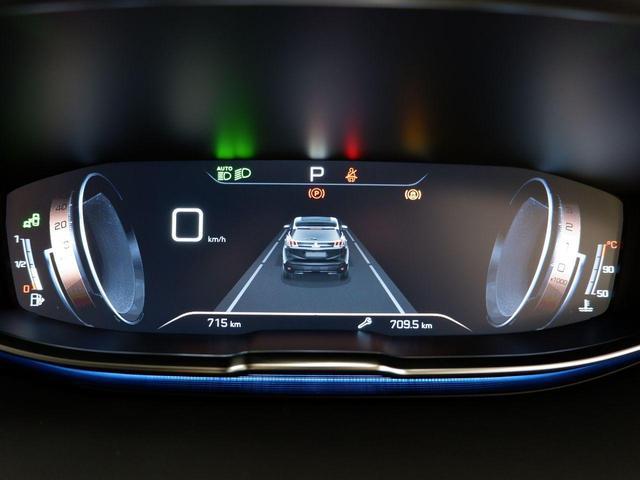 GT ブルーHDi 8AT LEDライト ACC 当社管理試乗車 新車保証継承(20枚目)