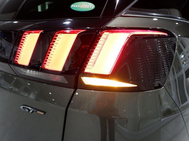 GT ブルーHDi 8AT LEDライト ACC 当社管理試乗車 新車保証継承(52枚目)