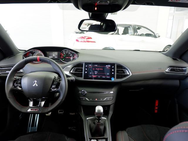 GTi byプジョースポール 左H 6MT 新車保証継承(2枚目)