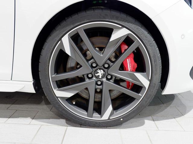GTi byプジョースポール 左H 6MT 新車保証継承(5枚目)