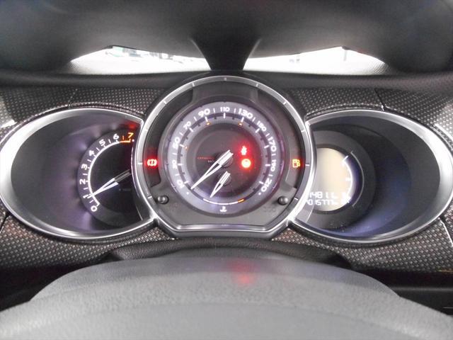 シトロエン シトロエン DS3 6MT スポーツシック ウルトラプレステージ 認定中古車