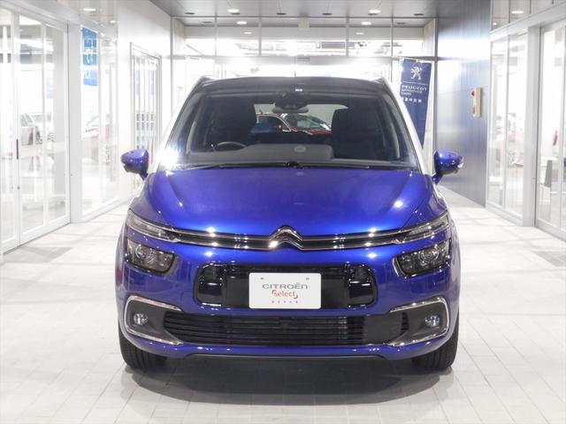 シトロエン シトロエン グランドC4 ピカソ シャイン 新車保証継承 試乗車