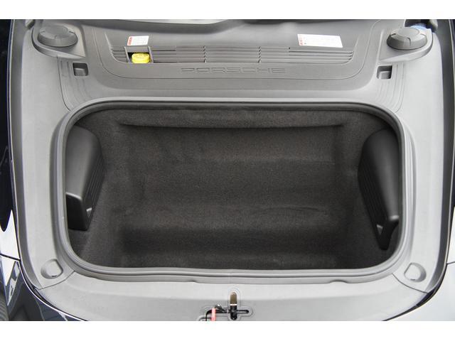 ポルシェ ポルシェ ボクスターS 2015年モデル スポエグ・クロノ・20AW