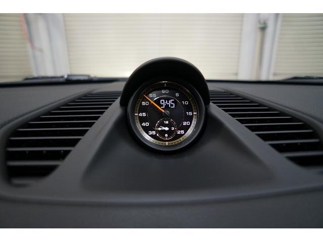 911GT3 D車 左H 後期型 クラブスポーツ Fリフト(12枚目)