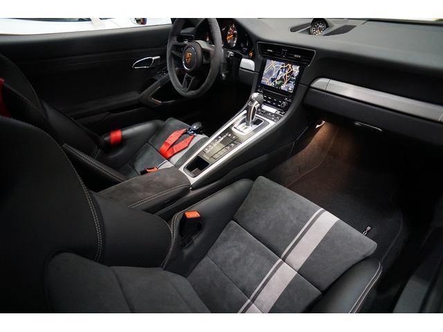 911GT3 D車 左H 後期型 クラブスポーツ Fリフト(18枚目)
