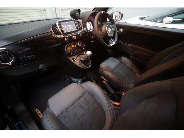 スコルピオーネオーロ 正規ディ-ラ-車 右ハンドル 5速MT 60台限定 新車保証 低ダストパッド サイドバイザー ドルフィンアンテナ Beatsオーディオ AppleCarPlay  ETC スコルピオーネオーロ特別装備(16枚目)