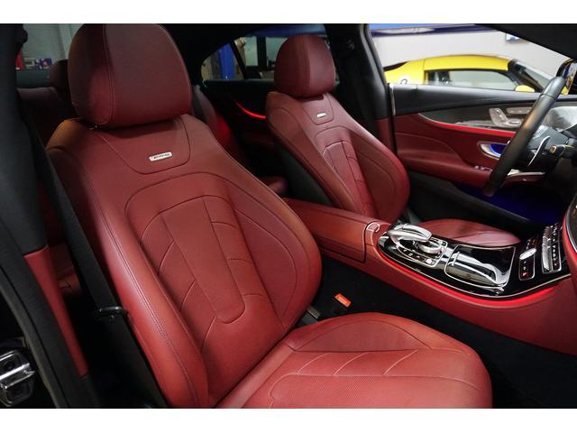 赤革ナッパレザーシート メモリー付パワーシート(運転席・助手席) 電動ランバーサポート(運転席・助手席) シートヒーター/クーラー