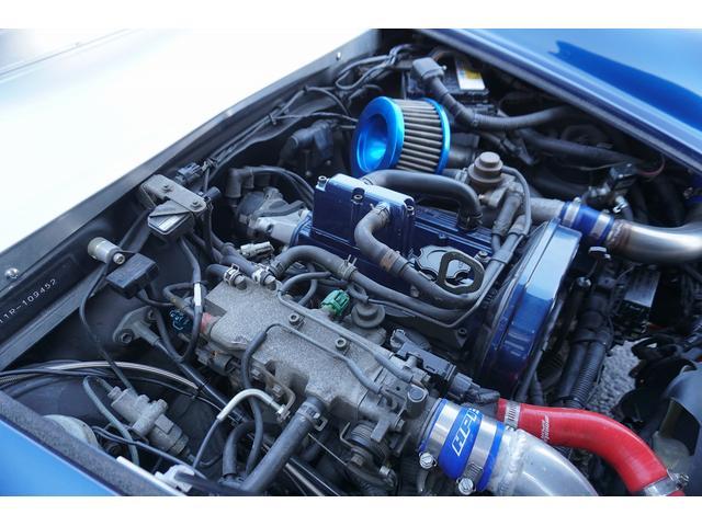 ベース車:スズキ カプチーノ エンジン:F6A