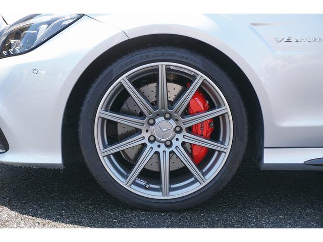 AMG強化ブレーキシステム タイヤサイズ:(F)255/35R19 (R)285/30R19