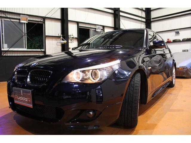 BMW BMW 525i Mスポーツ 後期 サンルーフ 電子シフト