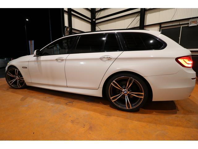 BMW BMW 523iMスポーツ直6モデル M5タイプ20AW ローダウン