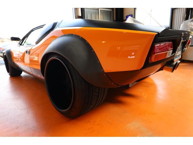 GT4Ver カーボンフェンダー 1オフアルミ FCR8連(12枚目)