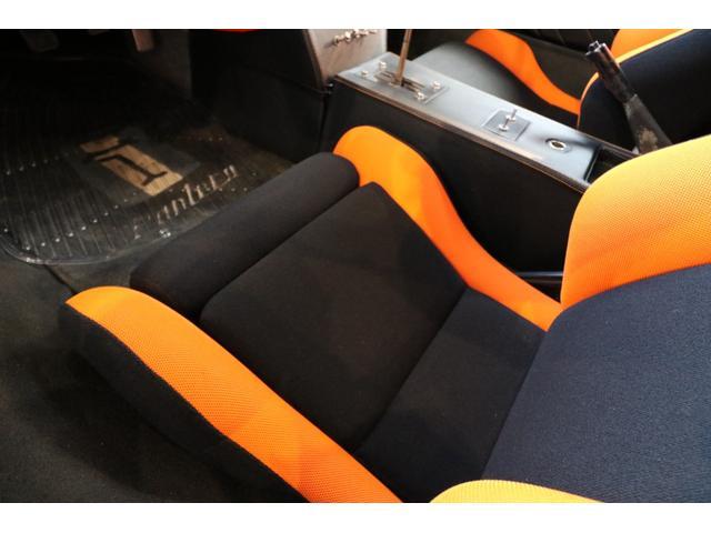 GT4Ver カーボンフェンダー 1オフアルミ FCR8連(20枚目)