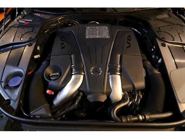 S550ロング AMG S63仕様 左H 検3年5月(16枚目)