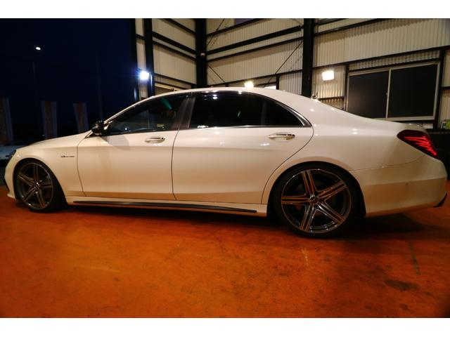 S550ロング AMG S63Ver WALD21AW(4枚目)
