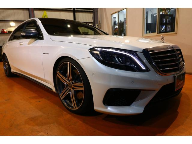 S550ロング AMG S63Ver WALD21AW(6枚目)