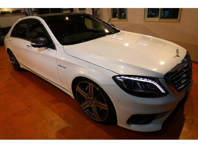 S550ロング AMG S63Ver WALD21AW(10枚目)