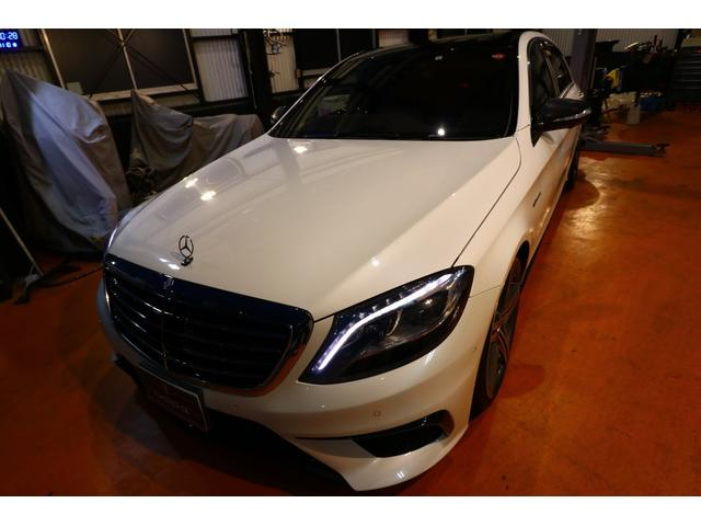 S550ロング AMG S63Ver WALD21AW(13枚目)