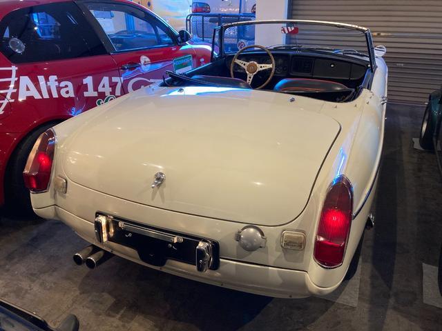 「MG」「MGB」「オープンカー」「愛知県」の中古車6