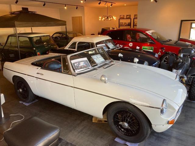 「MG」「MGB」「オープンカー」「愛知県」の中古車7